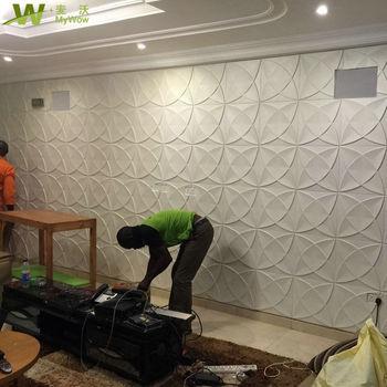 2018 Hot New 3d Pvc Wall Panel Bathroom Plastic Pvc Panel Wall ...