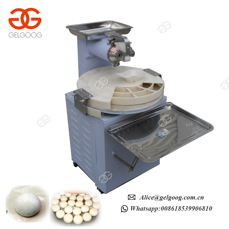 Commercial Round Dough Divider Rounder Dough Ball Making Machine