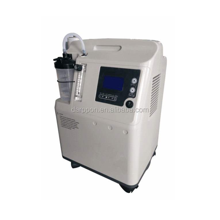 Most popular portable oxygen machine/adjustable Flow in the range of 0-5L/min