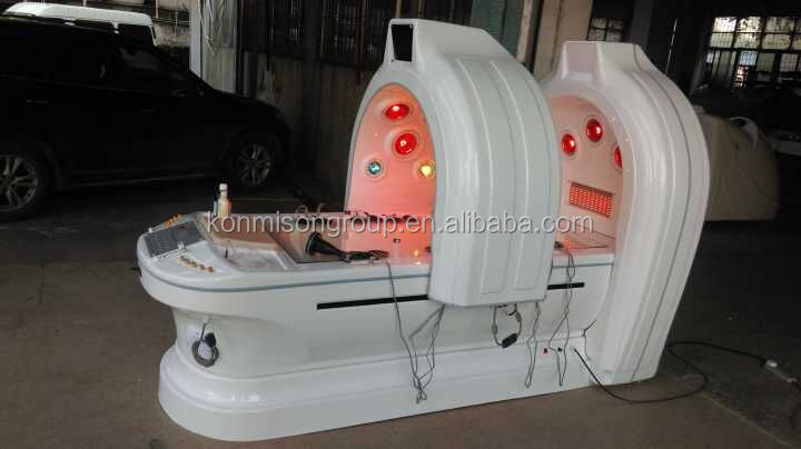 Fast slimming infrared sauna capsule infrared steam capsule for sale