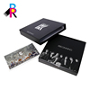 Low Cost Custom High Quality Publish CD Album Hardcover Box Set with CD Insert Poster Package Lyrics Book Combo