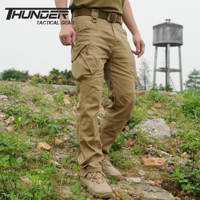 Free shipping Urban Tactical Pants Mens Military Combat