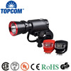 Mount Bicycle headlight lamp water resistant LED Flashlight