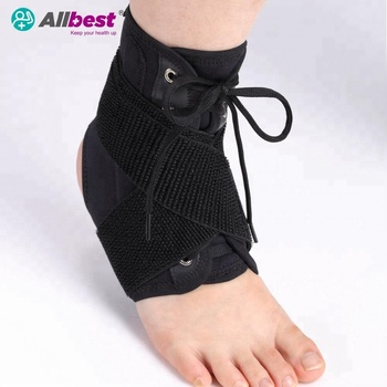 Taiwan OEM ODM Lace Up Ankle Brace