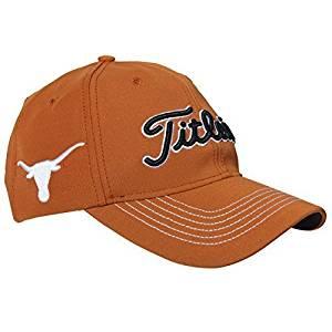 Titleist NCAA Collegiate Cap Texas, Medium/Large