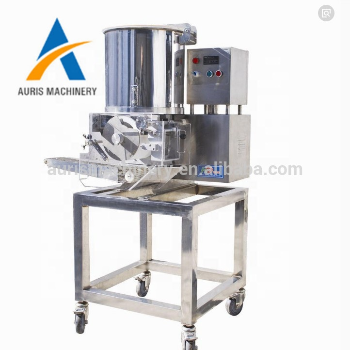 <strong>chicken</strong>/meat/beef/patty nugget making machine for sale