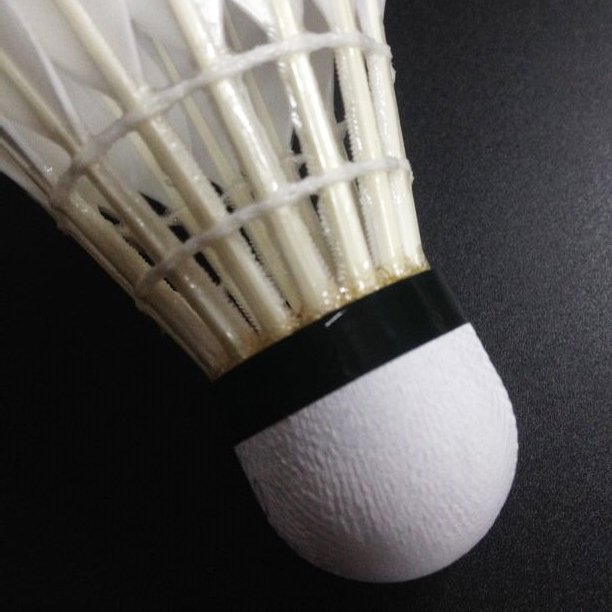 Factory Price Durable duck Feather RSL CLASSIC Shuttlecock For Professional Competition