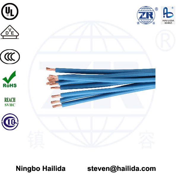 insulated copper wire conductor 2.5 mm