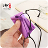 all purpose logo printing promotion microfiber lens cleaning cloth /eyeglasses cleaner