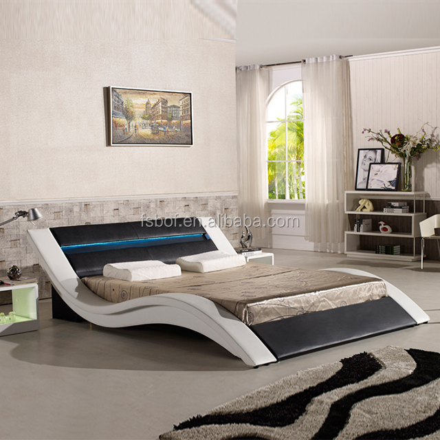 Hotel Bedroom Furniture Simple Double Bed Wooden Single Bed Designs