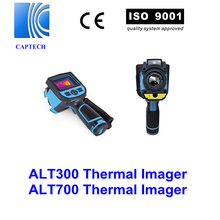 Certificado por la ce, Thermal imager ALT700 con resolución 384x288