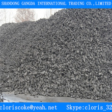 the main fuel of cupola molten iron Foundry Coke fixed carbon 85%min