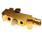 CNC Machining Racing Car and Refitted Car Brass Brake Proportioning Valve