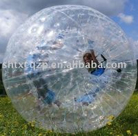 inflatable body zorb ball