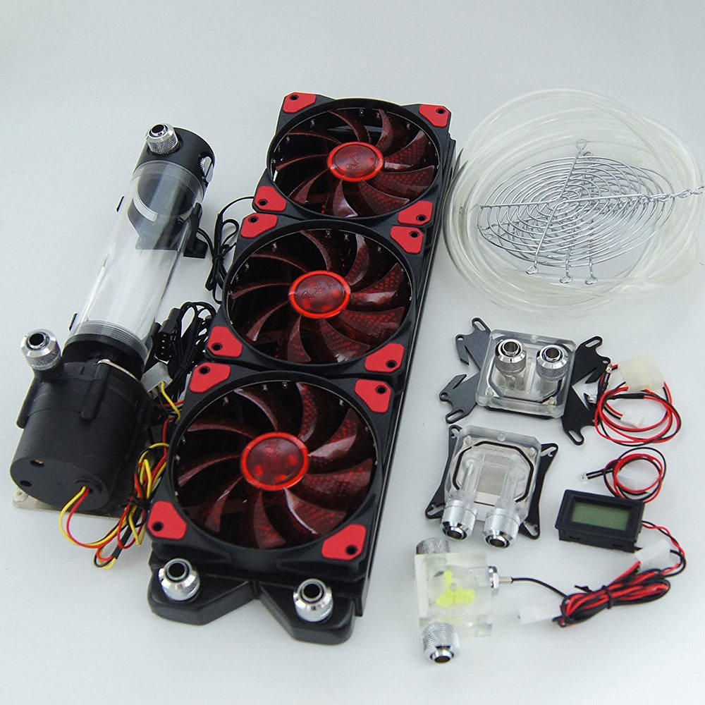 Buy Nhowe DIY Best Liquid Cooling 360 Radiator Water Cooling