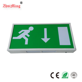Best Price Emergency Exit Signs,3w Led Emergency Light Wall Mount ...