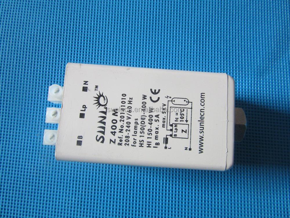 ignitor for high pressure CD-06 sodium lamp 70-400w