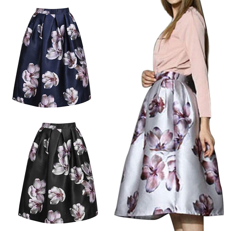 28039b64b E.a@market Womens Organza High Waist A-line Skirt Bust Skirt Bubble Skirt  Skirts