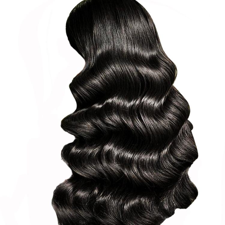 9a Grade Cuticle Aligned Raw Human Hair Body Wave Virgin Brazilian Human Hair Extension Hair Bundles, N/a