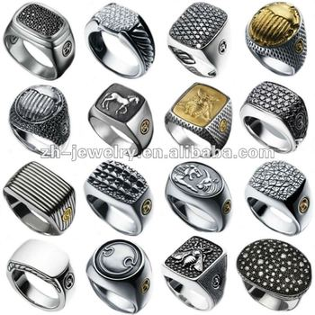 boys rings fashion