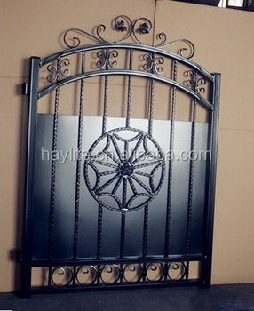Beautiful Residential Wrought Iron Gate Designs/models/wrought ...