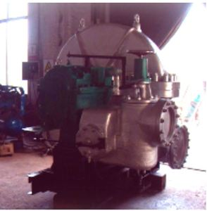 Hot Sale Industry Thermal Power Plant Steam Turbine