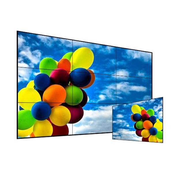 DID 4K 55 дюймов 3,5 мм 2x2 3x3 HD бесшовные ЖК-видео стены с настенным кронштейном