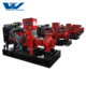 Diesel Engine Water Pump Set For fire fighting / agricultural irrigation