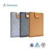 Hot Sale Customized Wool Felt Laptop Bags Case for Universal Tablet Case