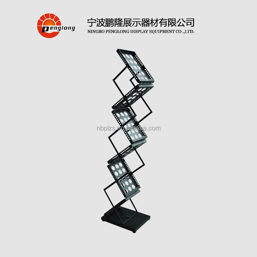 A4 brochure holder used brochure holders stand floor stand book holder