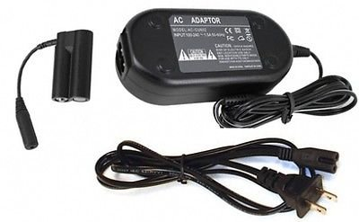 Ac Adapter Kit ACK-800 + DR-DC10 DC Coupler for Canon SX150 IS A800 ac, Canon A810 ac, Canon A1300 ac