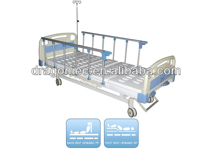 DW-BD162 Hospital bed backrest with 2 functions