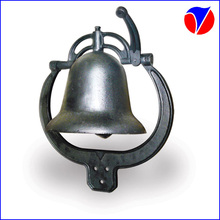 High Quality OEM Cast Iron Bell Parts