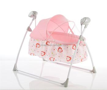 Baby Schommel Bed.Multifunctionele Baby Schommel Schommelstoel Bed Wieg Met Muziek