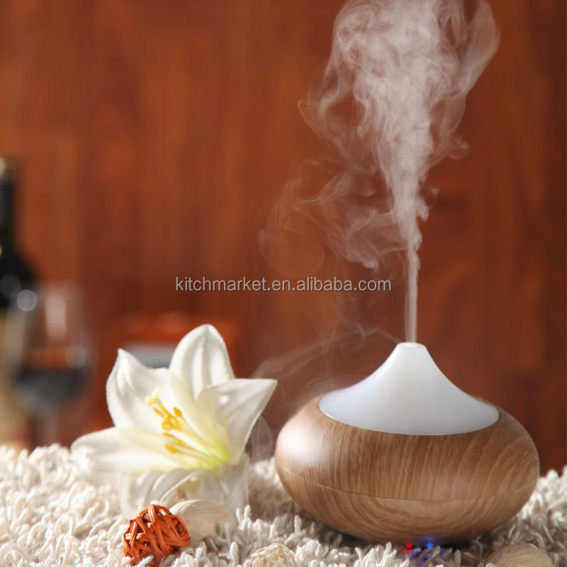 140ml wood Aromatherapy Essential Oil diffuser/Spray mist aroma diffuser/ fragrance diffuser