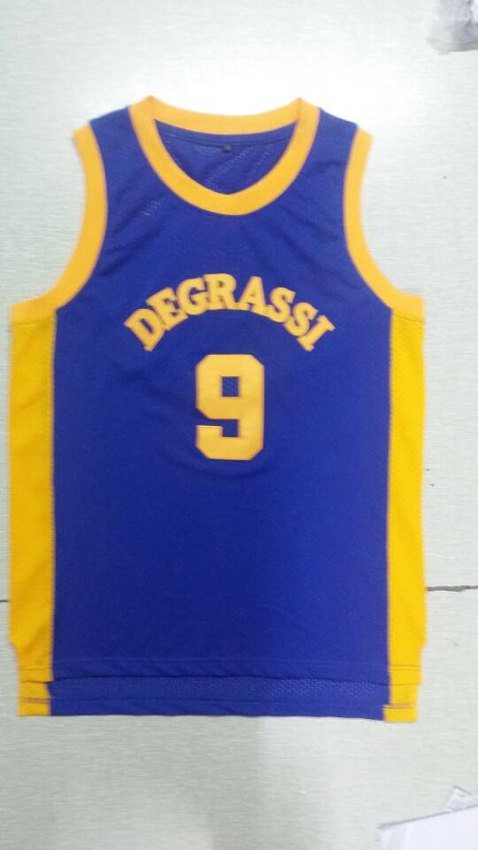 Compra Camisetas retro de baloncesto online al por mayor
