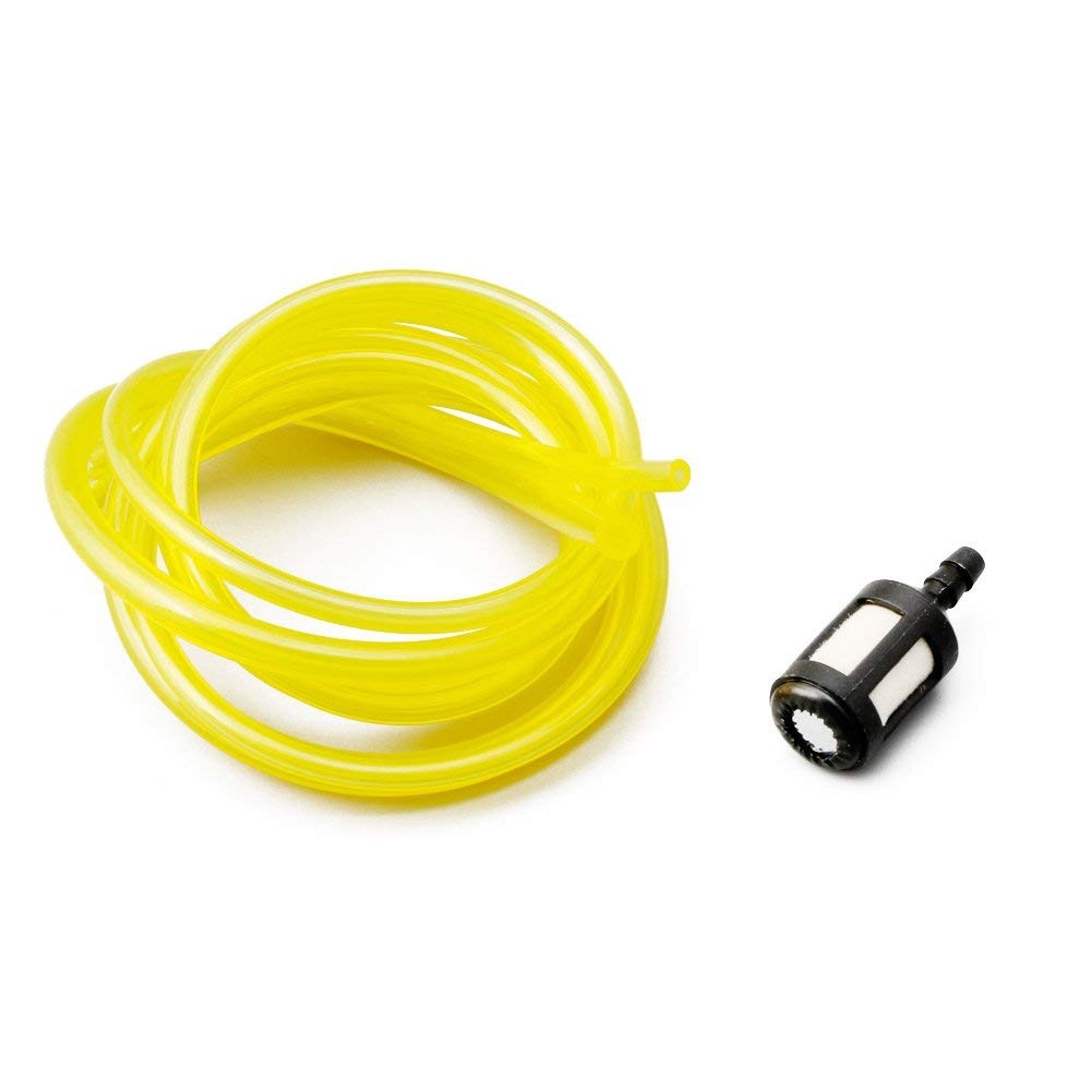 2 Fuel Line W// Filters fit Weed Whackers and String Trimmers T20 T25 C25 C35 B45