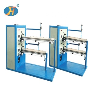 CE&ISO manufacturer PP yarn string wound/winding filter making machinefrom Wuxi Hongteng Co.