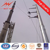 Octagonal electrical steel transmission pole with 7.5KN Load