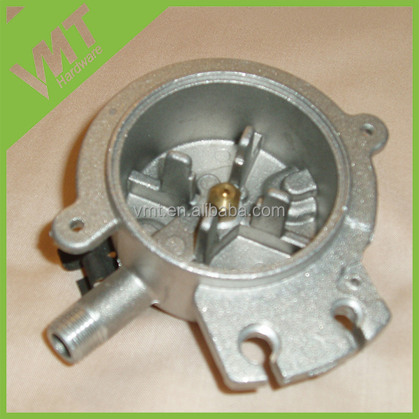 VMT Die Casting Aluminum Gas Stove and Gas Burners Body