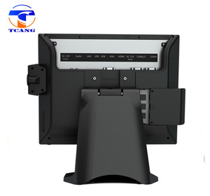 2018 New own-design mold POS/Reliable Aluminum Material /Wireless 15 Inch Touch Screen Restaurant Pos System