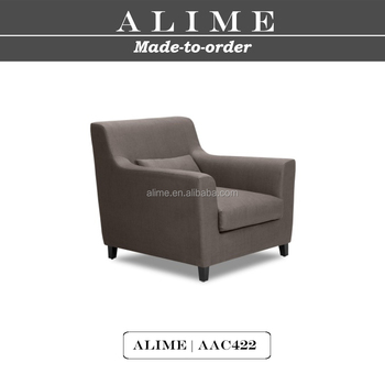 Admirable Alime Furniture Aac422 Wholesale Modern Grey Fabric Living Room Lounge Chair View Living Room Lounge Chair Alime Product Details From Jiangmen Alime Machost Co Dining Chair Design Ideas Machostcouk