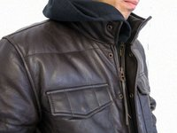 (Ventiuno) Leather Jackets for men, women and Childrens