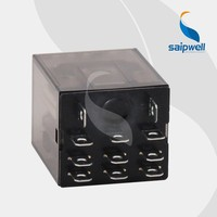 Saipwell High Quality Auto Relay 12V 30A with CE Certification SHC68A(JQX-13)
