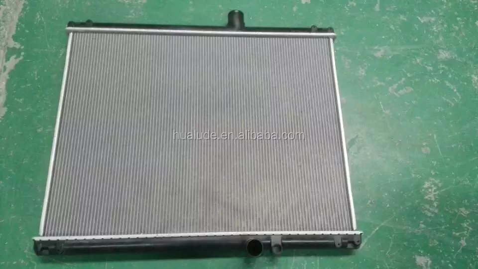 aluminum truck radiator for mack