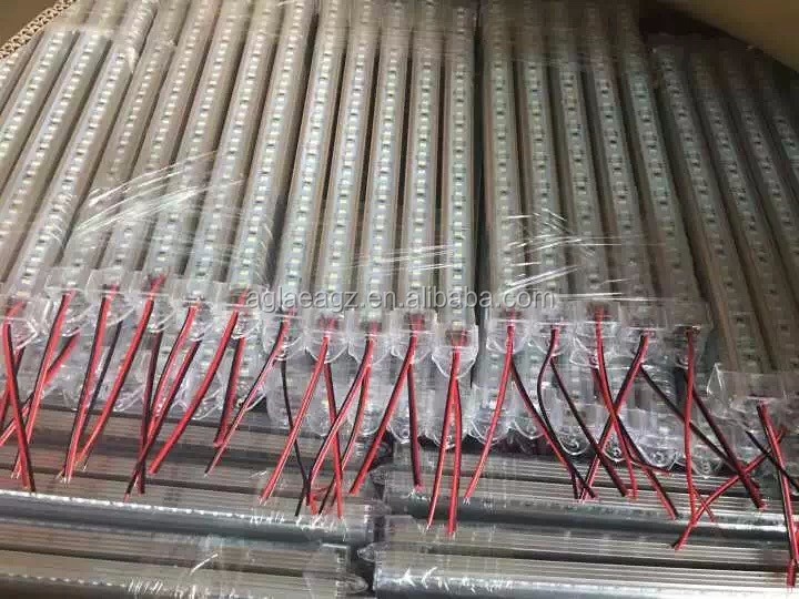 5730smd u v vorm aluminium behuizing aangepaste dc12v 24 v - Aangepaste bar ...