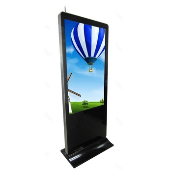 32 inch/42 inch/49 inch/55 inch  touch screen advertising digital signage lcd displayer free standing kiosk
