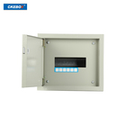 Chaoke High quality din rail type Modular Enclosures with ELCB main switch