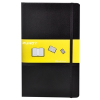 Professional stationery hot sale a5 pu notebook with elastic band