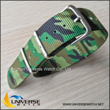 Camo Nato Military Nato Strap Nylon And Stainless Steel Hardware Un1421 -  Buy Nato,Nato Military,Nato Strap Nylon Product on Alibaba com